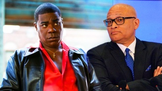 Comedy Now: Tracy Morgan Is Staying Alive And Larry Wilmore Joins The World Of Podcasting
