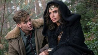 'Wonder Woman' Is On Pace To Break A Rotten Tomatoes Record For Superhero Movies