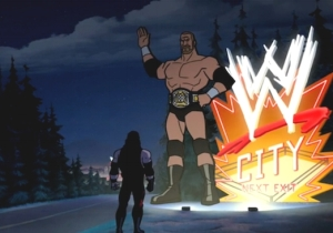 A WWE Theme Park Could Become A Reality Based On These Designs