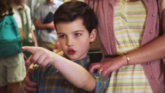 The 'Young Sheldon' Trailer Shows A Bazinga-Less Fish Out Of Water Before 'The Big Bang Theory'