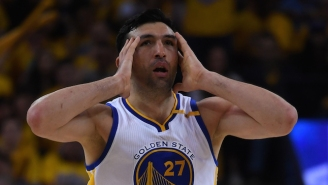 Zaza Pachulia's Family Was Threatened By Spurs Fans After Kawhi Leonard's Injury