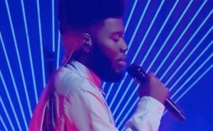 Between A Frank Ocean Cover And His 'Corden' Performance, Khalid Is Looking Like A Superstar