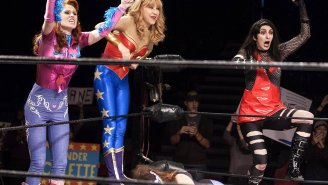 Pro Wrestling Movie Club: 'Queens Of The Ring' Is French For 'Failure'
