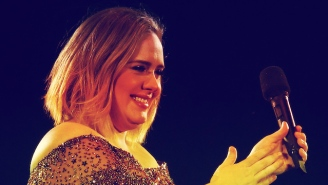 Adele Hosted A Private Screening Of 'Despicable Me 3' For The Children Of The Grenfell Tragedy