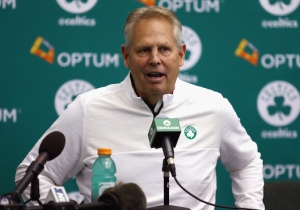 Danny Ainge Wasn't Happy With Isaiah Thomas' Comments About Boston's Training Staff