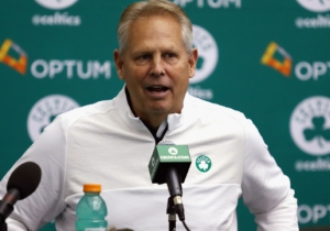 Celtics President Danny Ainge Is Recovering After Suffering A Mild Heart Attack