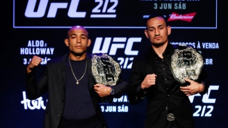UFC 212 Live Results: Jose Aldo And Max Holloway Fight To Unify The Featherweight Title