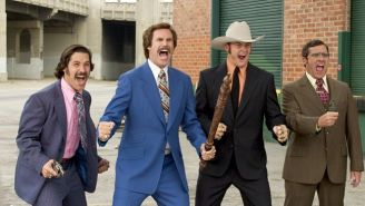 'Anchorman' Originally Involved Killer Orangutans And Was Too Weird For Paul Thomas Anderson