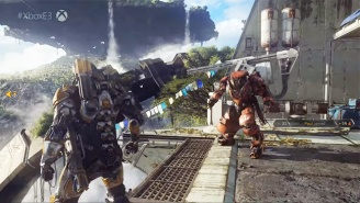 'Anthem' Looks Stunning In Its First Gameplay Footage