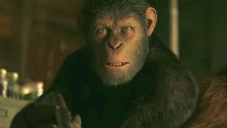 The New 'War For The Planet Of The Apes' Trailer Has A Direct Connection To The Original Movie