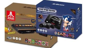 Will The Sega And Atari Mini-Consoles Be Proper Competition For The NES Classic?
