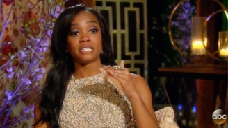 Rachel Lindsay Tearfully Addresses The Pressures Of Being The First African American 'Bachelorette'