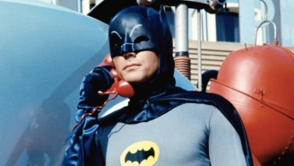 The Bat-Signal Will Shine Over Los Angeles To Honor Adam West