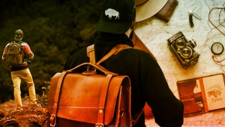 This Texas Trio Hand Crafts Classic Leather Goods For True Adventurers