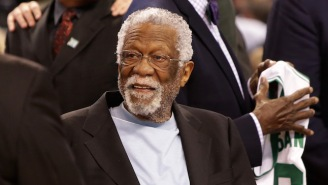 Bill Russell Will Be Given The Lifetime Achievement Award At The First NBA Awards