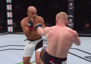 Dennis Siver Picks Apart BJ Penn At UFC Fight Night 112, Now Every MMA Fan Is Depressed