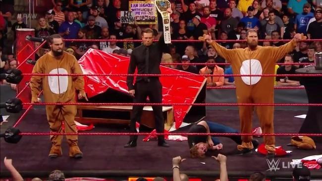 WWE Raw Results 6/19/17