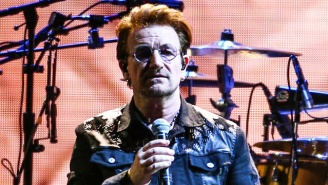 Bono And U2 Paid Tribute To Rep. Steve Scalise And Other Victims Of The Congressional Baseball Shooting