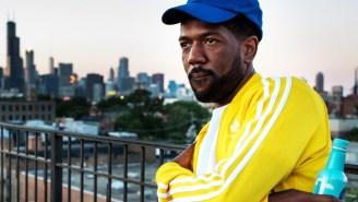Meet Brandon Breaux, The Man Who Designs Chance The Rapper's Album Covers