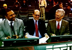 Mike Breen On Van Gundy Rants, Clyde Suits, And Why Cavs-Warriors Is Actually Great