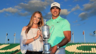 Joe Buck Using Brooks Koepka's Ex-Girlfriend's Name After The U.S. Open Led To Awkward TV