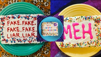 Troll Cakes Bakery Will Literally Make Your Trolls Eat Their Words