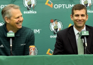 Danny Ainge Admits There Were Times He Thought The Kyrie Irving Trade Might Fall Through