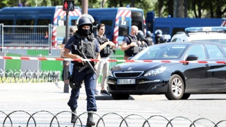 French Authorities Arrested Four Family Members Of The Champs Elysées Attacker In A Raid