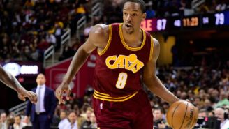 Channing Frye Dunked On A Reporter Who Said He Was Retiring With Richard Jefferson