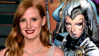 Who Is Lilandra, Jessica Chastain's Character In 'X-Men: Dark Phoenix'?
