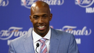 Chauncey Billups Is Reportedly Weighing An Offer To Be Team President Of The Cavs