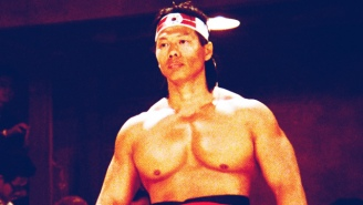 Why Chong Li From 'Bloodsport' Is The Most Overrated Mega Boss In Fighting Movie History