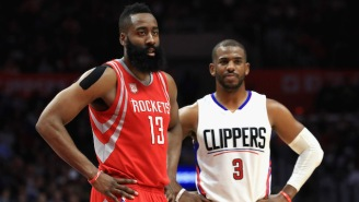 The Rockets Want To Target Chris Paul, Blake Griffin, And More In Free Agency