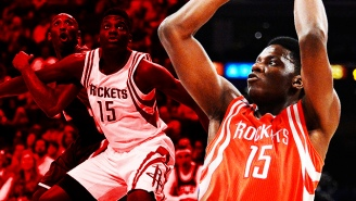 Clint Capela Tells Us About James Harden's Growth And How Soccer Helped Him Improve His Game