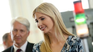 Ivanka Trump Went Through A Punk Phase In The '90s And 'Cried For 24 Hours' After Kurt Cobain Died