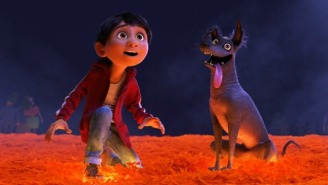 The New Trailer For Pixar's 'Coco' Brings The Undead Magic To The Next Level
