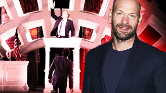 Corey Stoll Offers His View From The Stage Persepective Of The 'Julius Caesar' Protests