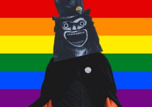 Get Ready To Be Babashook By All The Babadooks Who Went To Pride This Weekend