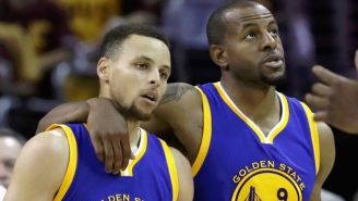 Steve Kerr Announced Andre Iguodala Is Doubtful To Play In Game 2 Of The NBA Finals