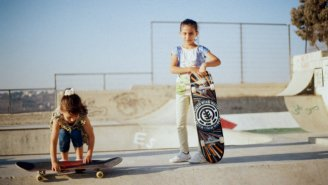 A Skateboarding Revolution Is Helping Palestinian Kids Find Hope