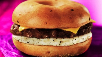Dunkin' Donuts Is Being Sued Over Its Steak-And-Egg Sandwiches Not Having Any Actual Steak
