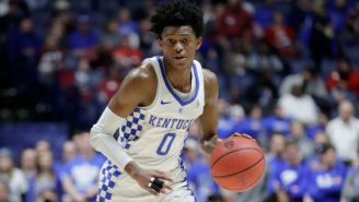 De'Aaron Fox Wanted To 'Shut Up LaVar Ball' When He Played Lonzo In The Sweet 16