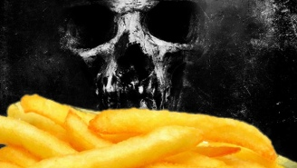 Your French Fry Addiction May Actually Kill You, A New Study Warns