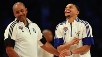 Dell Curry Pulled A LaVar Ball On The Timberwolves Ahead Of Steph's Draft