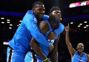 DeShawn Stevenson's Crazy Game-Winning Three Is Our First BIG3 Highlight Of The Season