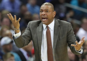 Doc Rivers Had Mixed Feelings When DeMarcus Cousins Joined The Warriors