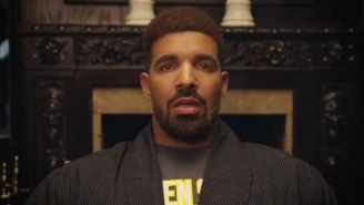 Drake Played Steph Curry In The Sunken Place In A Hilarious 'Get Out' Skit At The NBA Awards Show