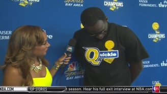 Draymond Green Admitted 'I'm Petty' When Asked About His T-Shirt Trolling The Cavs