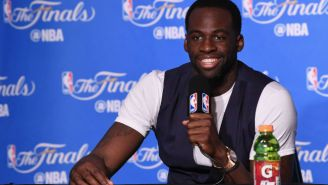 Draymond Green Has A Convincing Argument For Why It's 'Fair' The Warriors Signed Kevin Durant