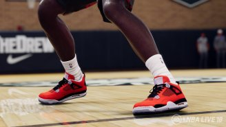 The First Looks At NBA Live 18 Show Fresh Kicks, The Drew League, And Rucker Park